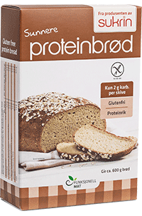 Low Carb Bread Mix Mešanica
