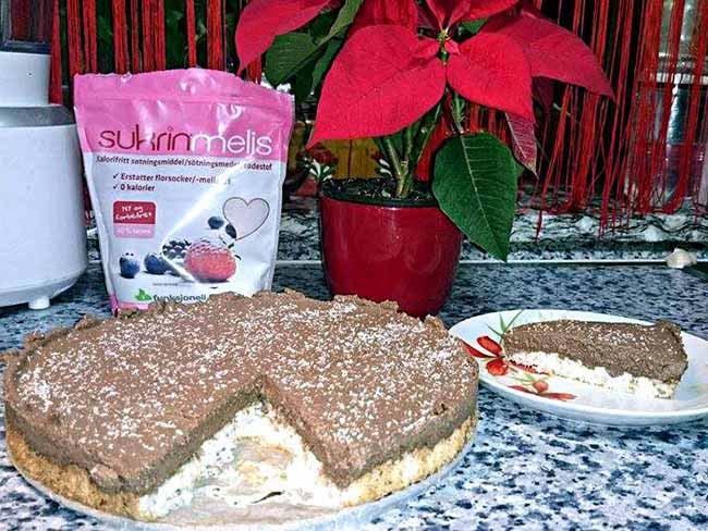 Čokokokosova tortica
