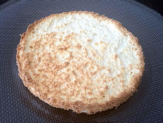Kokosov biskvit