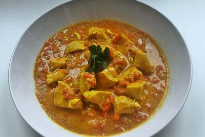 Piščančji curry