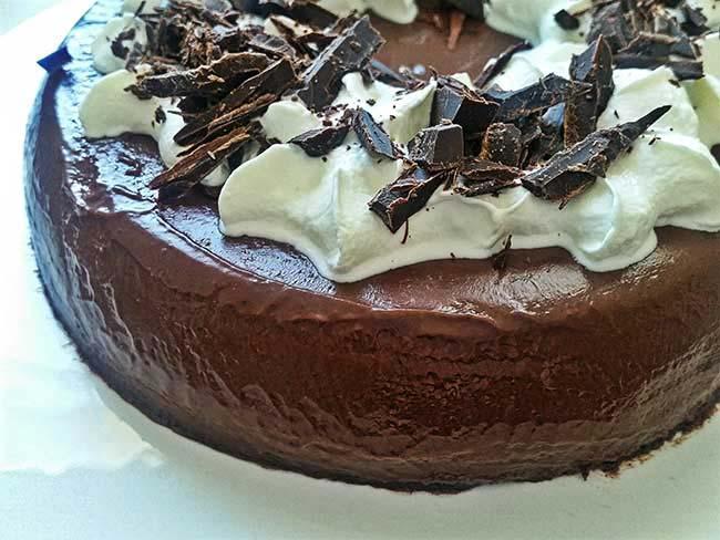 Čokoladna panna cotta