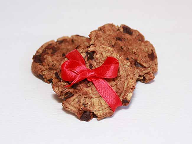 Ameriški piškoti s čokolado
