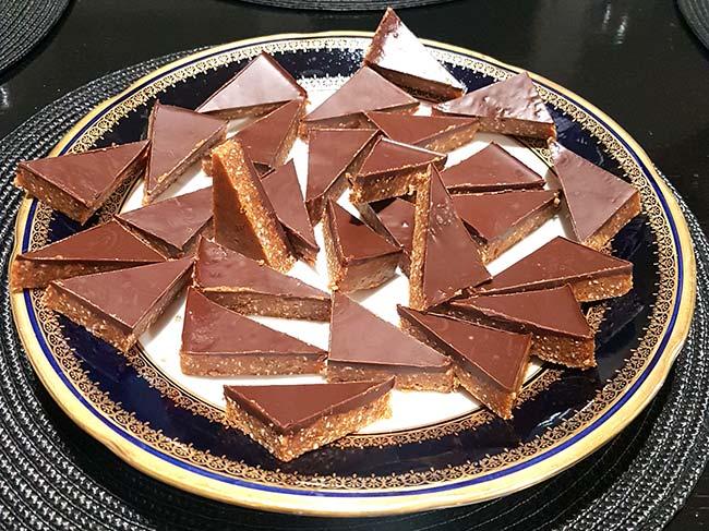 Arašidovi trikotniki