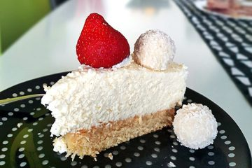 lchf raffaello torta