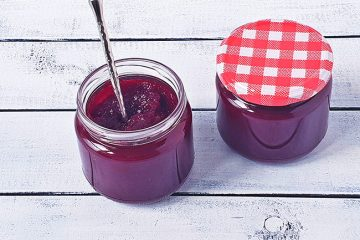 slivova marmelada brez dodanega sladkorja